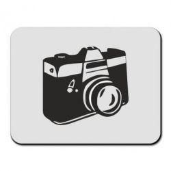 Коврик для мыши Фотоаппарат - FatLine