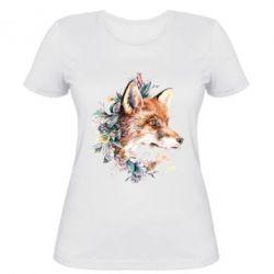 Жіноча футболка Fox Art