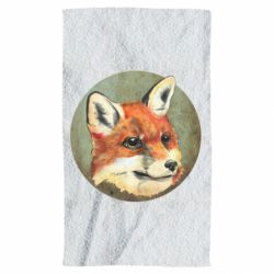 Полотенце Fox Art - FatLine