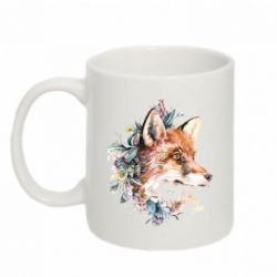 Кружка 320ml Fox Art