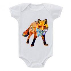 Дитячий бодік Fox broken