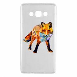 Чохол для Samsung A7 2015 Fox broken