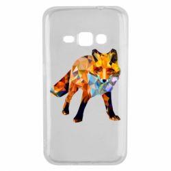 Чохол для Samsung J1 2016 Fox broken