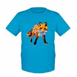 Дитяча футболка Fox broken