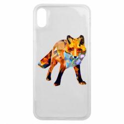 Чохол для iPhone Xs Max Fox broken