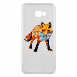 Чохол для Samsung J4 Plus 2018 Fox broken