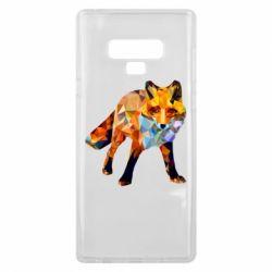 Чохол для Samsung Note 9 Fox broken