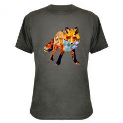 Камуфляжна футболка Fox broken