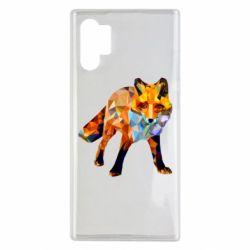 Чохол для Samsung Note 10 Plus Fox broken