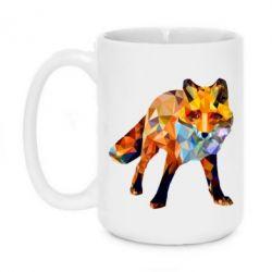 Кружка 420ml Fox broken