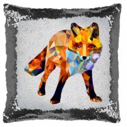 Подушка-хамелеон Fox broken