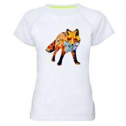 Жіноча спортивна футболка Fox broken
