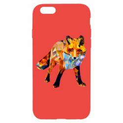 Чохол для iPhone 6/6S Fox broken