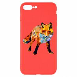 Чохол для iPhone 8 Plus Fox broken