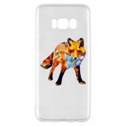 Чохол для Samsung S8 Fox broken