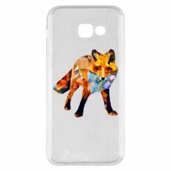 Чохол для Samsung A5 2017 Fox broken