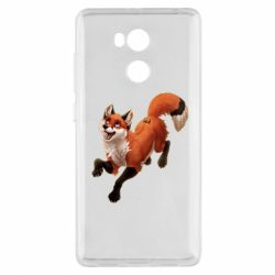 Чехол для Xiaomi Redmi 4 Pro/Prime Fox in flight