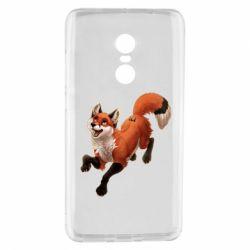 Чехол для Xiaomi Redmi Note 4 Fox in flight