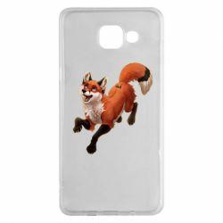 Чехол для Samsung A5 2016 Fox in flight