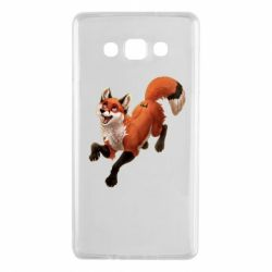 Чехол для Samsung A7 2015 Fox in flight
