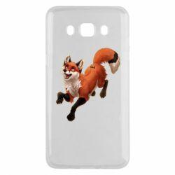 Чехол для Samsung J5 2016 Fox in flight