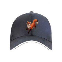 Кепка Fox in flight
