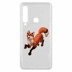Чехол для Samsung A9 2018 Fox in flight