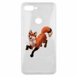 Чехол для Xiaomi Mi8 Lite Fox in flight