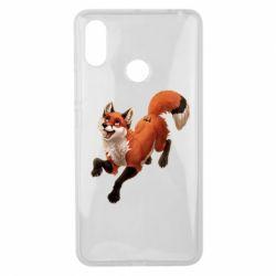Чехол для Xiaomi Mi Max 3 Fox in flight