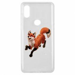 Чехол для Xiaomi Mi Mix 3 Fox in flight