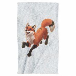 Полотенце Fox in flight
