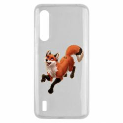 Чехол для Xiaomi Mi9 Lite Fox in flight