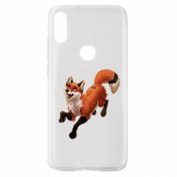 Чехол для Xiaomi Mi Play Fox in flight