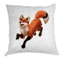 Подушка Fox in flight