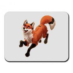 Коврик для мыши Fox in flight
