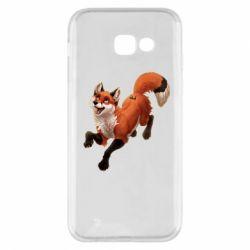 Чехол для Samsung A5 2017 Fox in flight