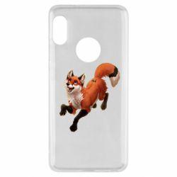Чехол для Xiaomi Redmi Note 5 Fox in flight