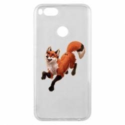 Чехол для Xiaomi Mi A1 Fox in flight