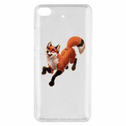Чехол для Xiaomi Mi 5s Fox in flight