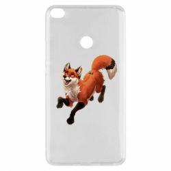 Чехол для Xiaomi Mi Max 2 Fox in flight