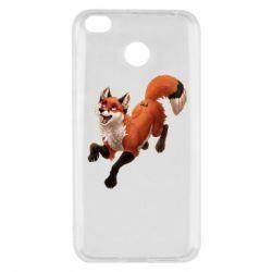 Чехол для Xiaomi Redmi 4x Fox in flight