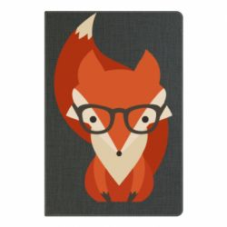 Блокнот А5 Fox in glasses - FatLine