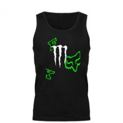 Мужская майка Fox Monster Energy - FatLine
