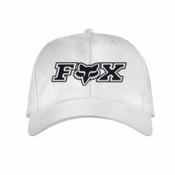 Детская кепка Fox Moto - FatLine