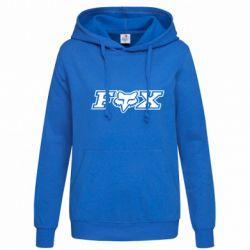 Женская толстовка Fox Moto - FatLine