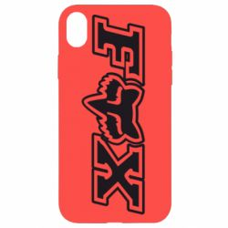 Чохол для iPhone XR Fox Moto