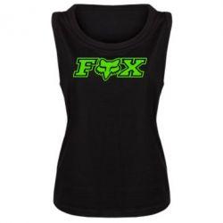Женская майка Fox Moto - FatLine
