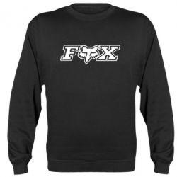 Реглан (свитшот) Fox Moto - FatLine