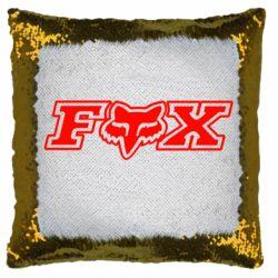 Подушка-хамелеон Fox Moto