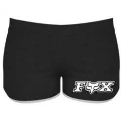 Женские шорты Fox Moto - FatLine
